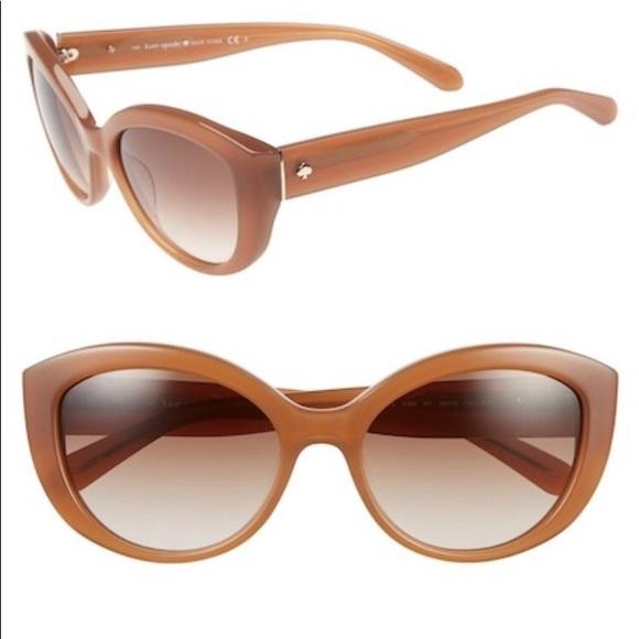 da9e42d8c476 kate spade Accessories | New York Sherrie Cateye Sunglasses | Poshmark